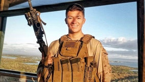 Second SoCal native identified as one of 12 Marines killed in Kabul airport suicide bombing attack