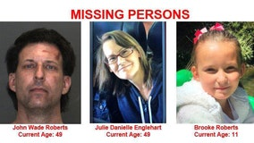 Hesperia police ask for public's help locating missing family of three