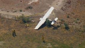 Small plane makes emergency landing in Ontario