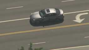 Suspect in custody after leading LAPD on chase across West LA
