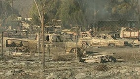 South Fire: Wildfire in Lytle Creek near Fontana destroys homes