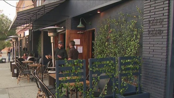 LIST: Several LA area bars, restaurants requiring proof of vaccination or negative COVID test