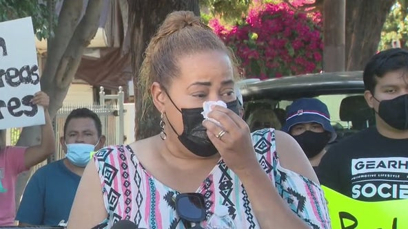 Families believe South Los Angeles explosion contributed to 2 deaths
