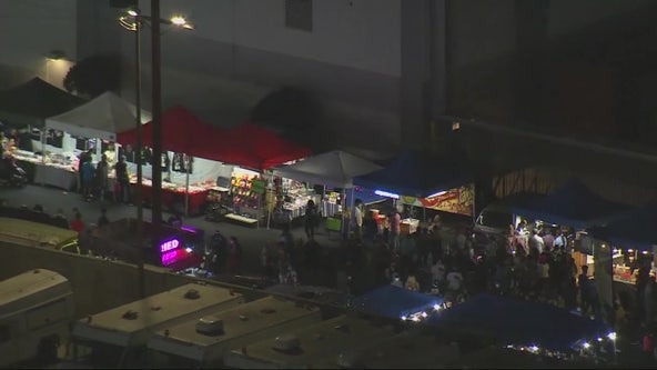 Avenue 26 Night Market in Lincoln Heights shuts down