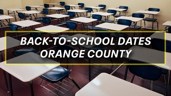 Destination Education: Back-to-school dates for Orange County districts