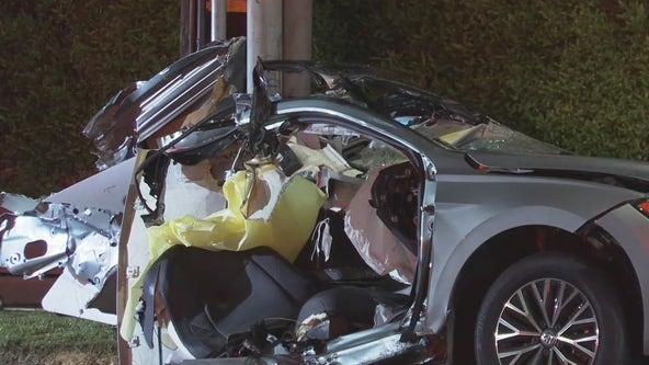 Horrific multi-vehicle crash in Burbank leaves 3 dead, 2 injured