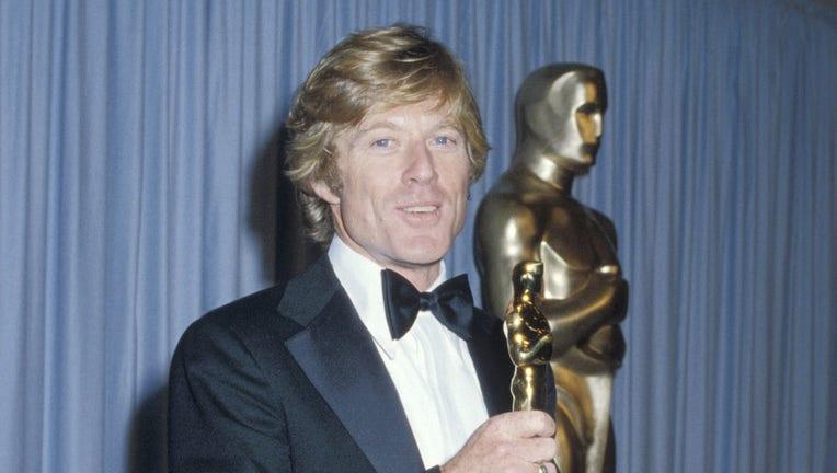 53rd Annual Academy Awards: Robert Redford, winner of Best Director for