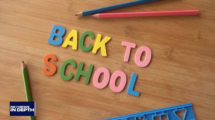In Depth: Addressing issues as kids head back to school amid the ongoing pandemic