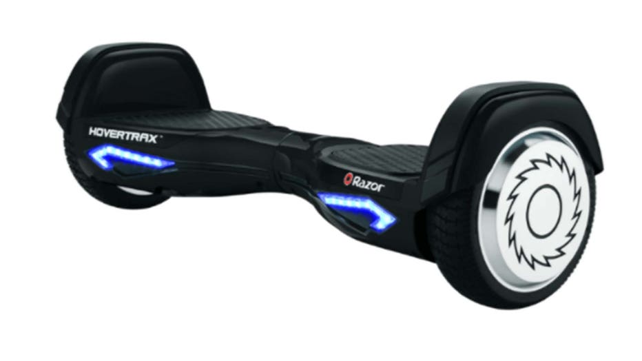 Hoverboard battery recall edit