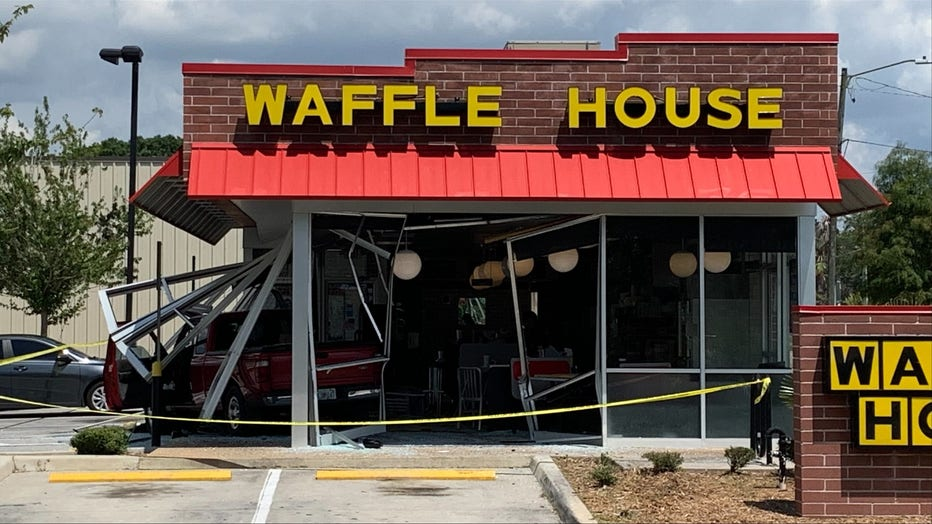 Waffle House crash