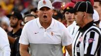USC fires head football coach Clay Helton