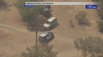 OC police pursuit ends near state park in Atwater Village