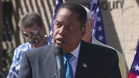 Recall Election Day Eve: Larry Elder addresses homelessness, high cost of California living