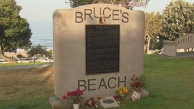 LA County one step closer to possible return of Bruce's Beach; Great-great-grandson thanks supporters