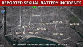 8 sexual battery incidents under investigation across Long Beach; police believe there may be more victims
