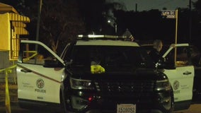 Suspect arrested after a Sylmar mother was found dead in her home