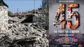 '45 Days: A Fight For A Nation' documents what happened between Armenia and Azerbaijan in Artsakh