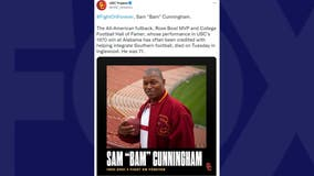 USC legend, longtime NFL running back Sam 'Bam' Cunningham dies at 71