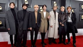 K-pop stars BTS coming to SoFi Stadium for 'Permission to Dance' tour