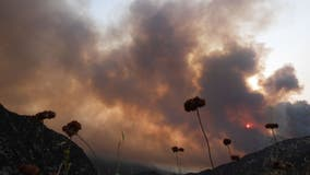Multiple California national forests to reopen; fire condition remains extreme