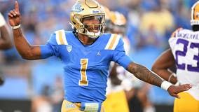 QB Dorian Thompson-Robinson leads UCLA to 38-27 win over No. 16 LSU