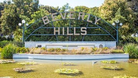 Black protesters file class action lawsuit over Beverly Hills arrests