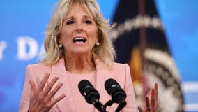 Jill Biden returns to classroom as 1st first lady with paid job outside White House