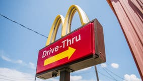 McDonald's customer dies in drive-thru after 'freak accident'