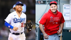 Justin Turner, Mike Trout named among Roberto Clemente Award nominees