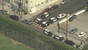 Two shot, including student outside Santee High School; lockdown lifted