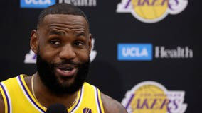 Lakers LeBron James confirms he received COVID-19 vaccine