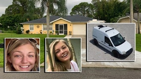 Gabby Petito disappearance: Van found at boyfriend's North Port family home