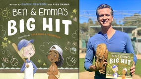 Governor Newsom writes children's book about boy with dyslexia