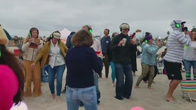 Silent disco comes to Hermosa Beach