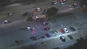 Shooting at park in Palmdale under investigation, 1 person hospitalized