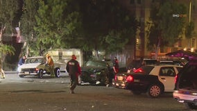 Innocent victim killed, two others critically injured in Los Angeles police pursuit