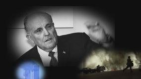 Former New York City Mayor Rudy Giuliani reflects on 9/11