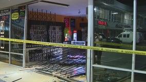 Burglars ram U-Haul truck into Tarzana cell phone repair shop