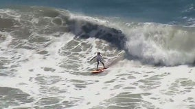 U.S. Open of Surfing kicks off in Huntington Beach
