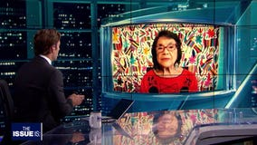 'Sí se puede': Dolores Huerta discusses a lifetime of activism on 'The Issue Is'