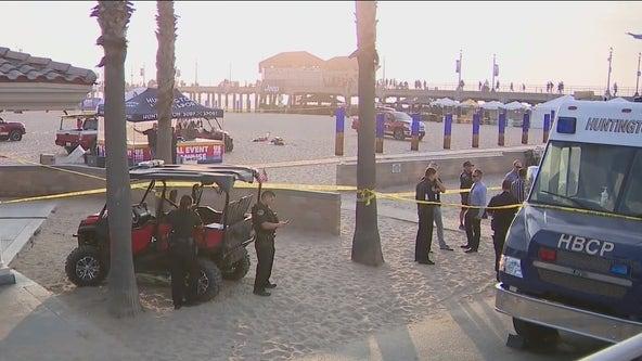 Police shoot, kill man with gun at Huntington City Beach