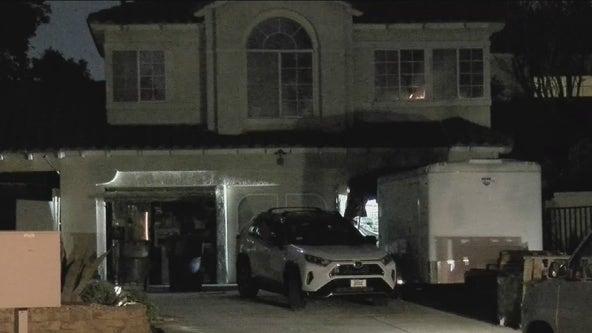 Elderly woman's body found in freezer inside garage in Riverside