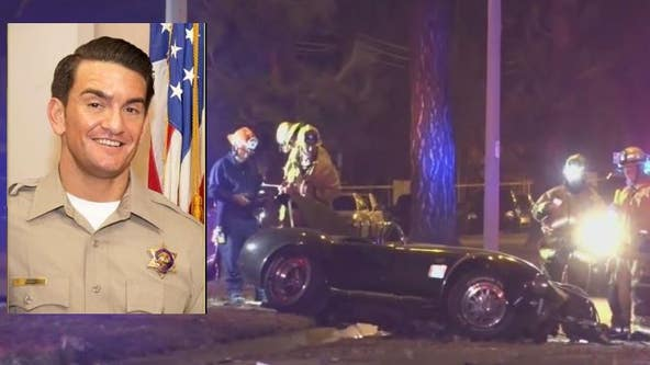 LASD deputy killed, woman severely injured in Temple City crash