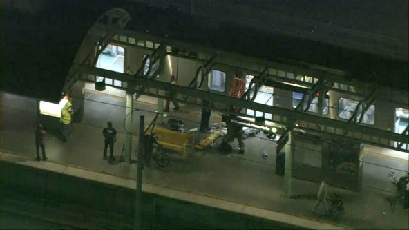 Four people hurt after shooting at a Willowbrook transit station