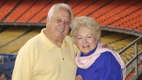 Jo Lasorda, widow of Dodgers' Hall of Famer Tommy Lasorda, dead at 91