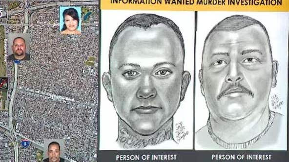 Father and son arrested in series of East Los Angeles murders