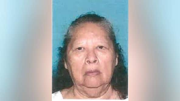 78-year-old woman reported missing in downtown Los Angeles