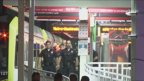 LAPD investigating deadly shooting at downtown LA Metro Station