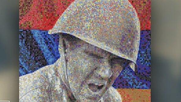 'Piece for Peace': Artwork honors the fallen in war between Armenia and Azerbaijan
