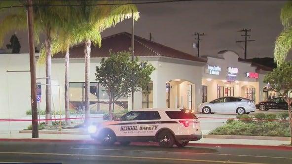 Woman shot by school resource officer in Long Beach
